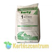 PLANTA FERTY 1 ROT 20-7-10+2Mg+m.e. 25kg