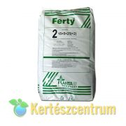 PLANTA FERTY 2 BLAU 15-5-25+2Mg+m.e. 25kg